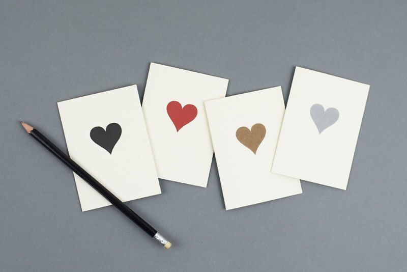 Tradtional Hearts