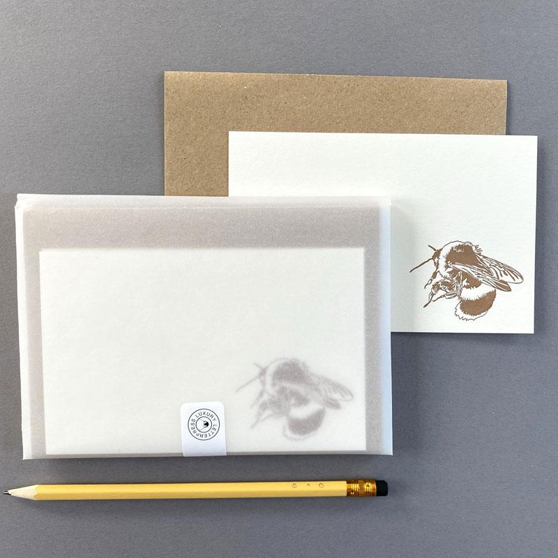 Bee Blank Correspondence