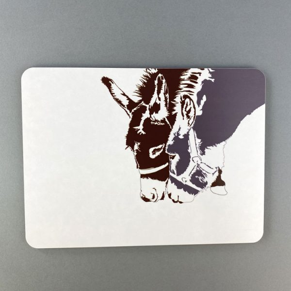 Donkey Love Placemat