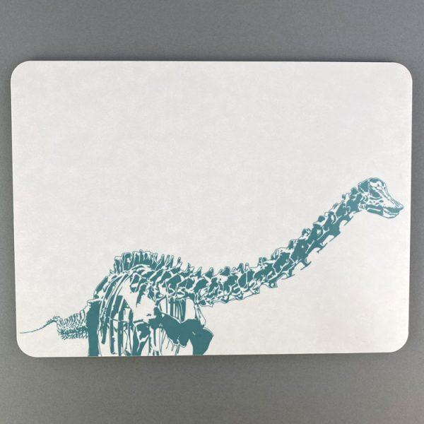 Dippy Dinosaur Placemat