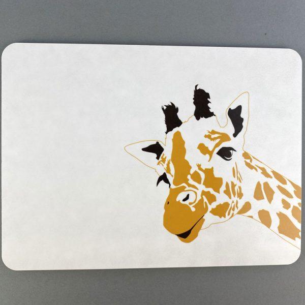 Giraffe Placemat