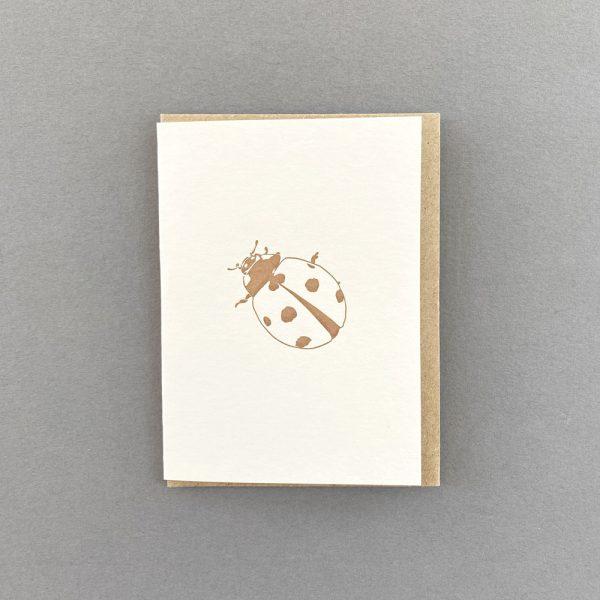 Metallic Ladybug