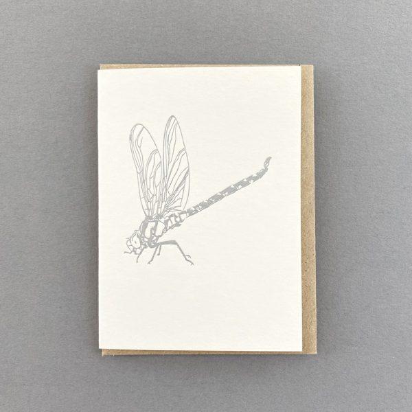 Metallic Dragonfly